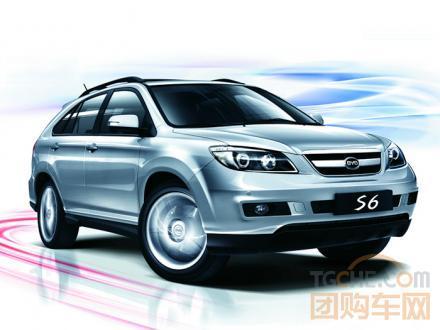 重庆比亚迪S6
